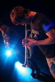 Brassballett Proben